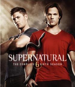 Supernatural season 6 Dean Winchester Sam Winchester Jensen Ackles Jared Padalecki