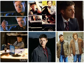 Dean Winchester collage