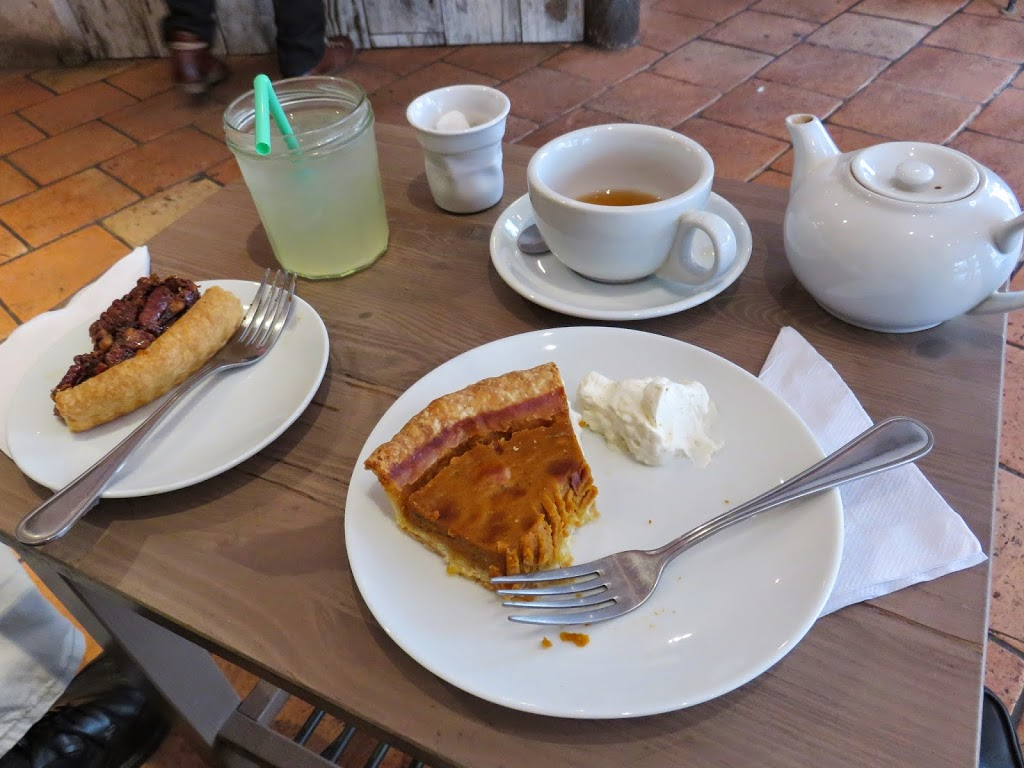 pumpkin pie koffieshop sugarplum parijs
