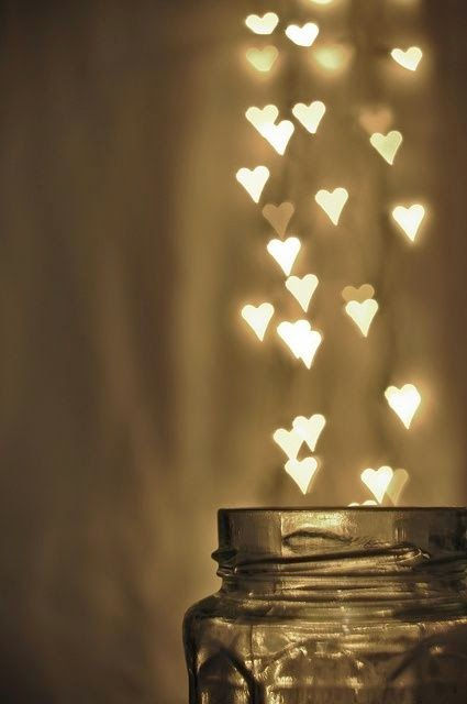 light hearts from a mason jar licht hartjes uit een mason jar thanksgiving