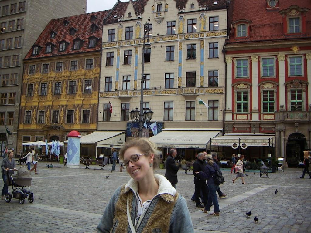 rynek marktplein wroclaw