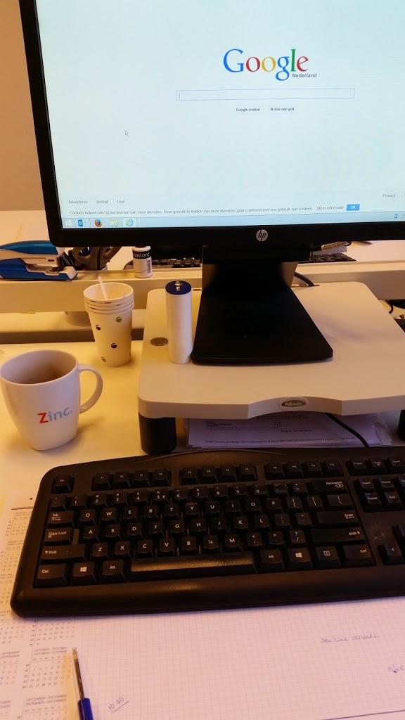 workspace werkplek