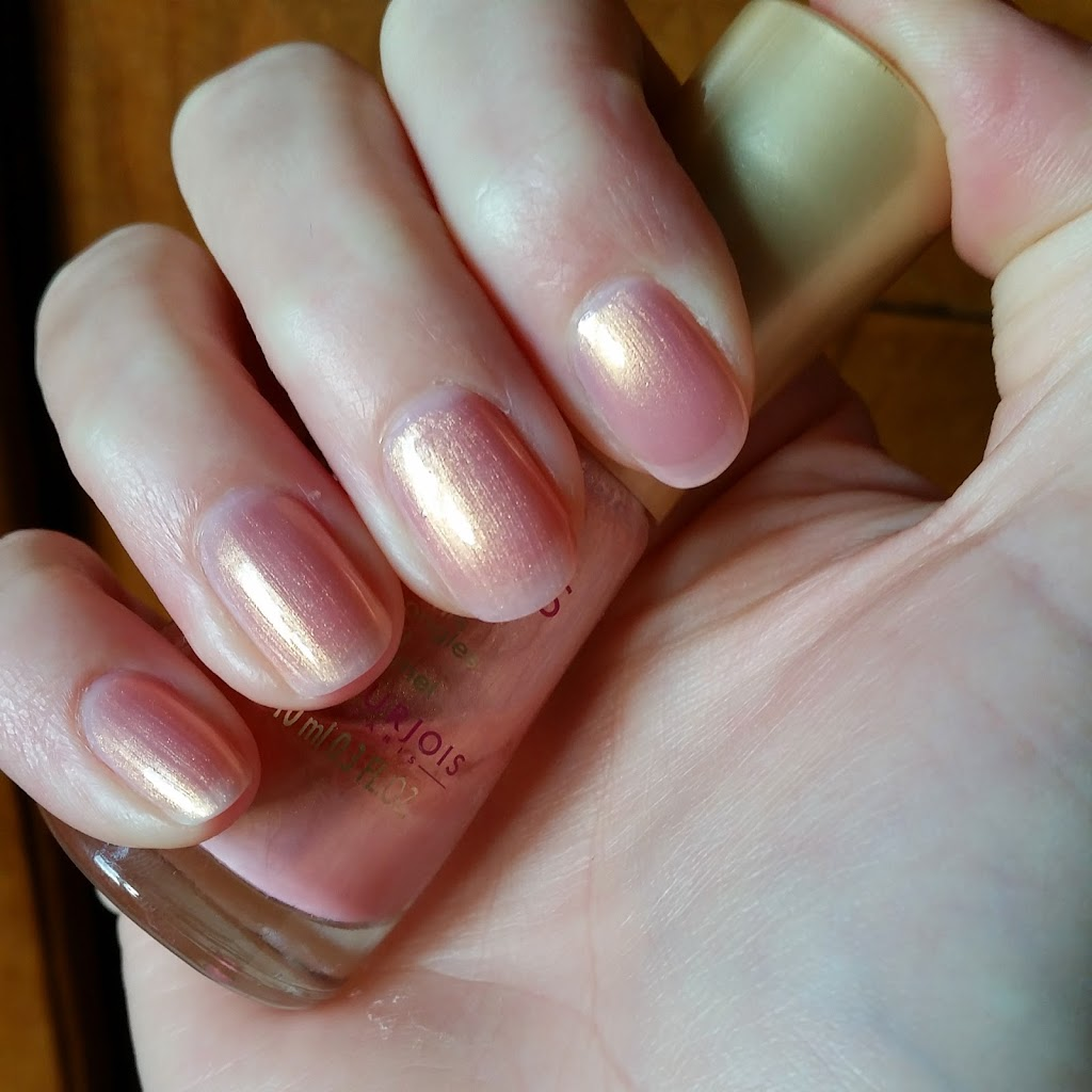 #notd bourjois nagellak nailpolish