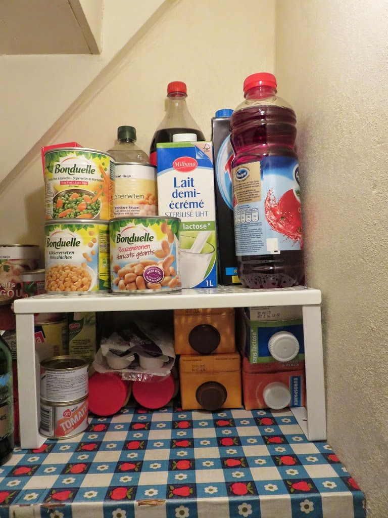 Organize your pantry   Mrs  Stilletto