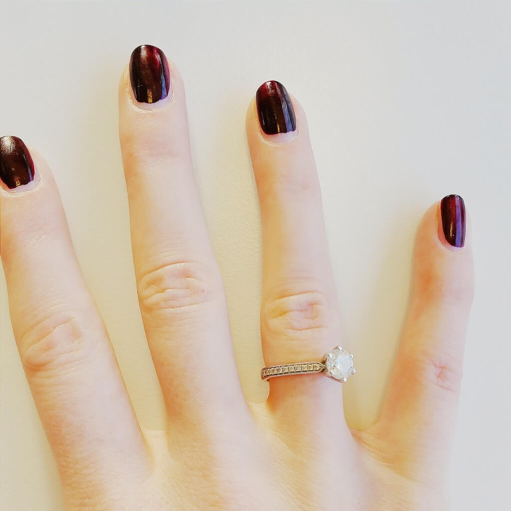 nails of the day beauty nagellak rituals mystic amethyst