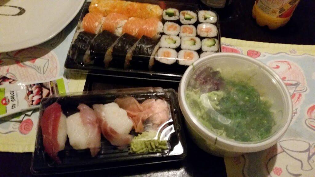 sunday special week 9 sushi