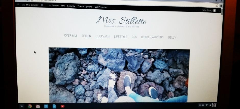 first look mrsstilletto.nl
