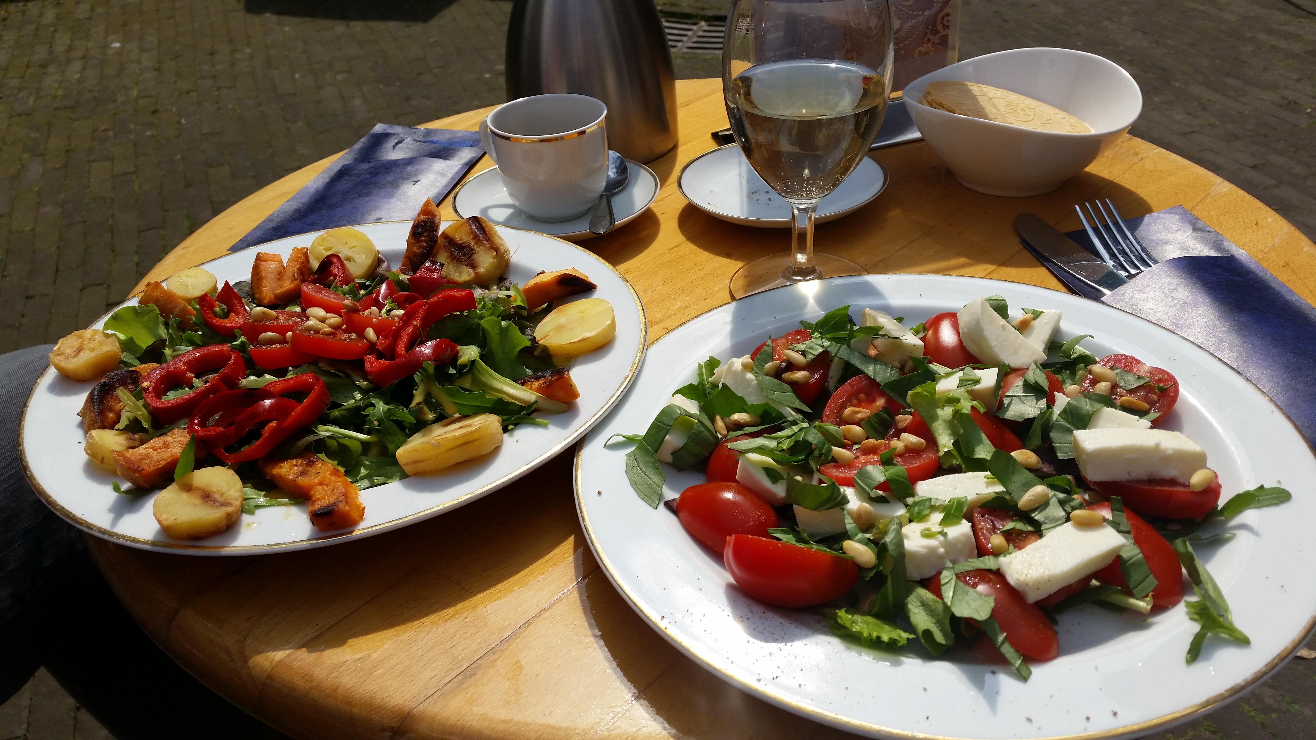 De Stadskamer Breda lunch