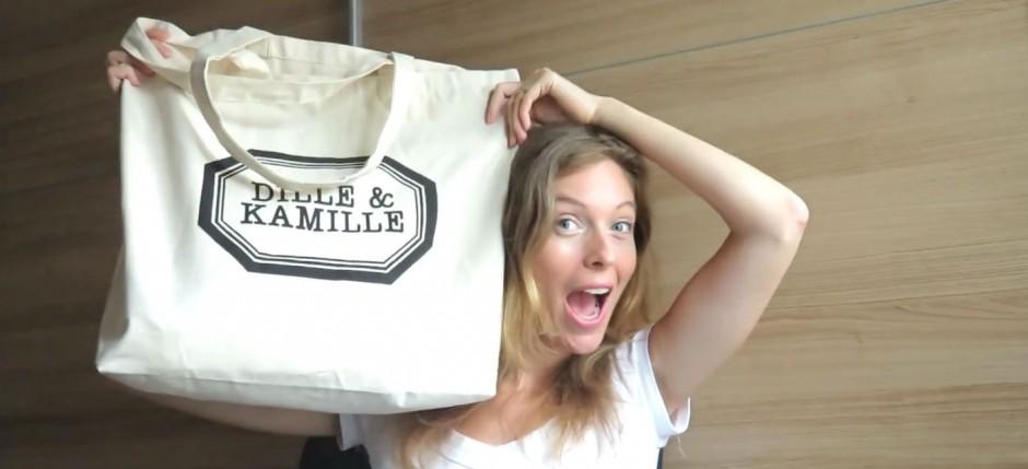 Shoplog dille & kamille
