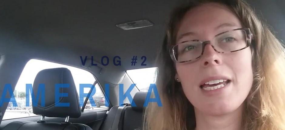 Amerika Vlog 2 Life on the Road