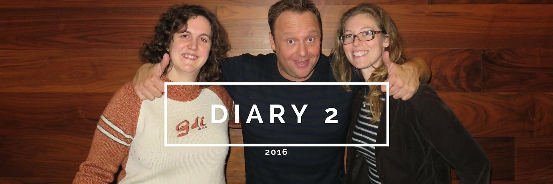 DIARY 2 2016