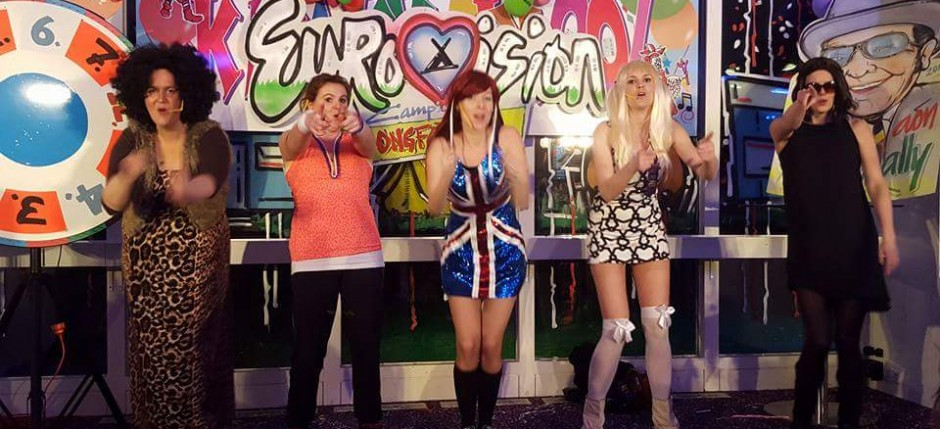 Spice Girls Diary week 5 carnaval