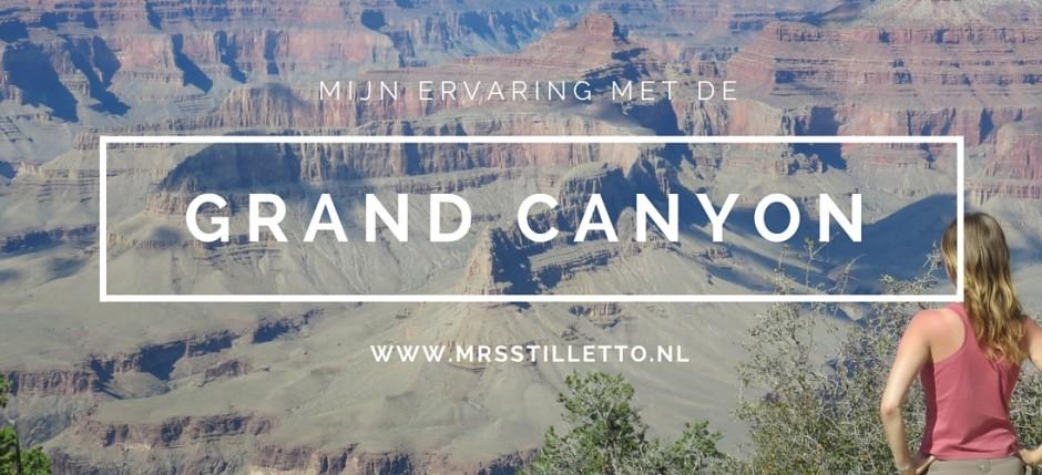 Mijn Grand Canyon ervaring