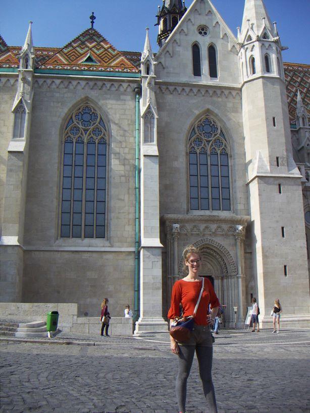 10x doen in Boedapest Matthiaskerk