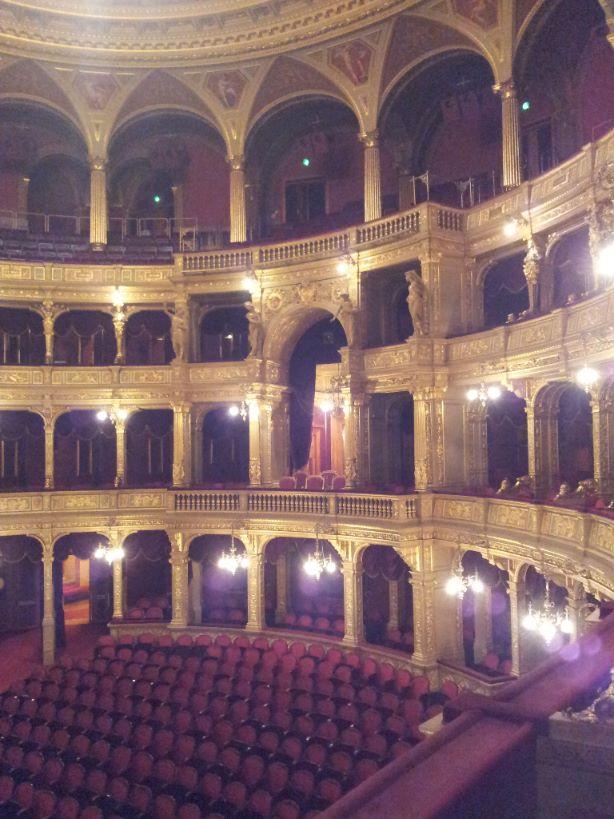 10x doen in Boedapest Staatsopera