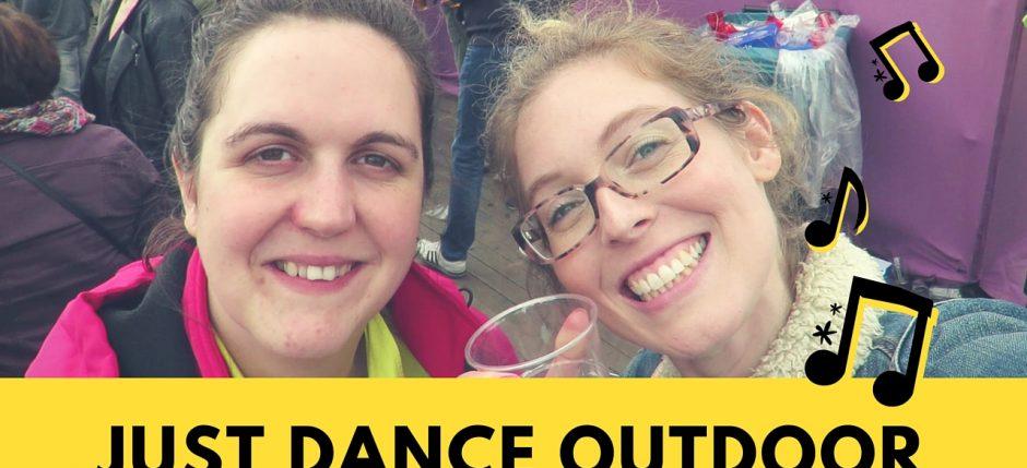 Just Dance Outdoor 2016