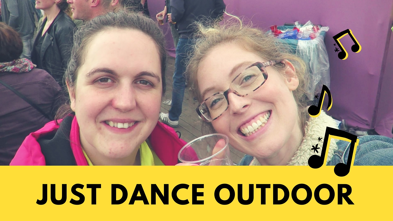 Just Dance Outdoor 2016