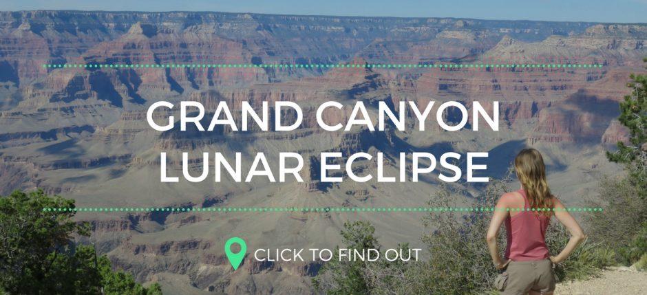 Grand Canyon Lunar Eclipse