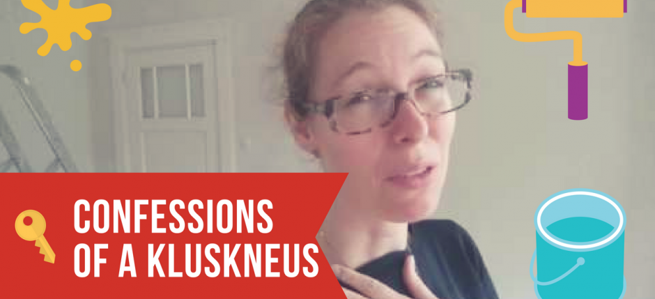 VLOG Confessions of a kluskneus