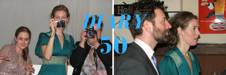 diary 2016 week 50 bruiloft