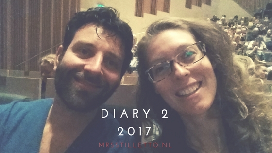 DIARY 2017 Week 2 Rufus Wainwright