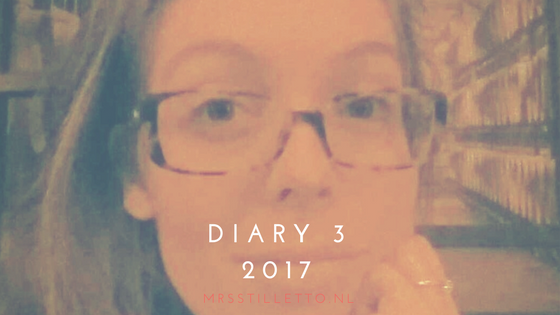 DIARY 2017 Week 3 Operatie