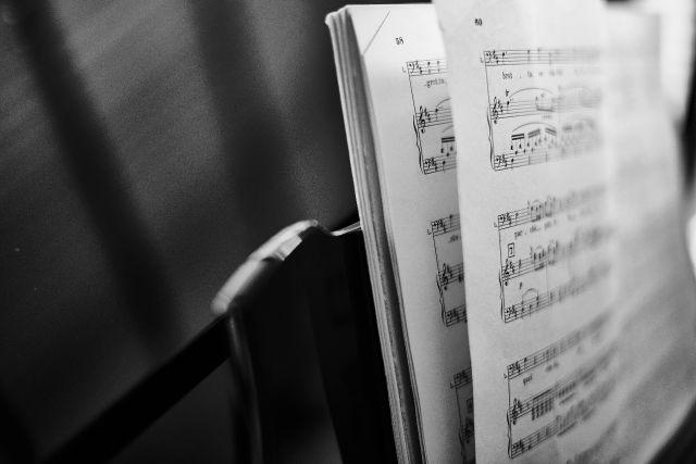 Muziek als eerste levensbehoefte