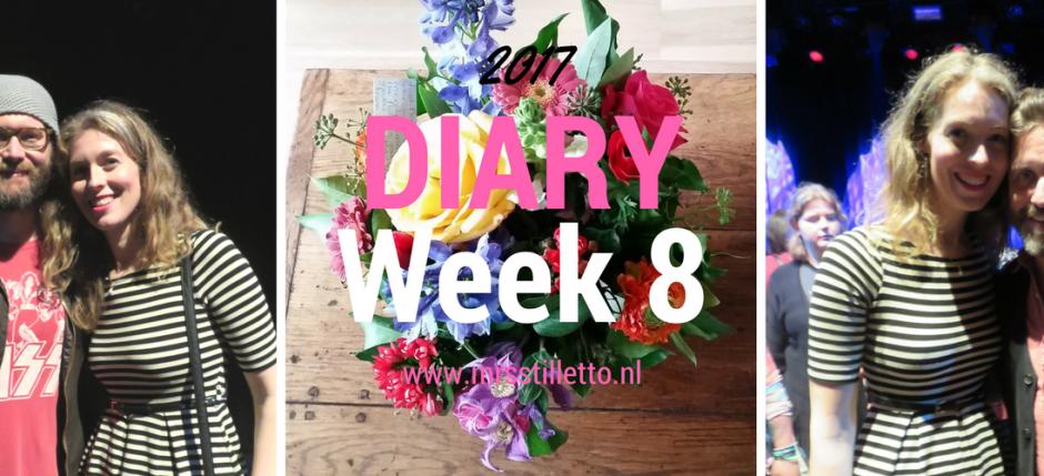 Diary 2017 week 8 carnaval 2017