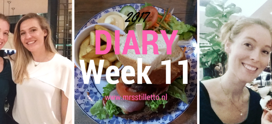DIARY 2017 Week 11 Female entrepreneurs