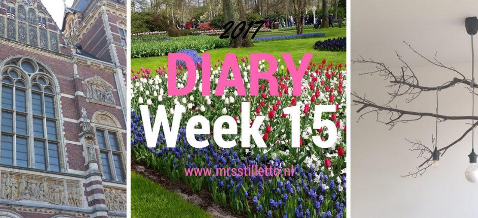 DIARY 2017 Week 15 Keukenhof