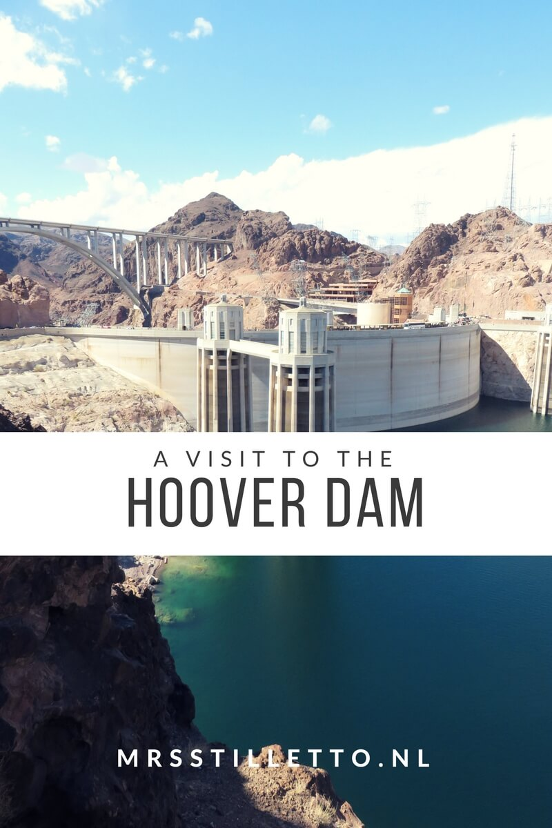 a visit to the hoover dam