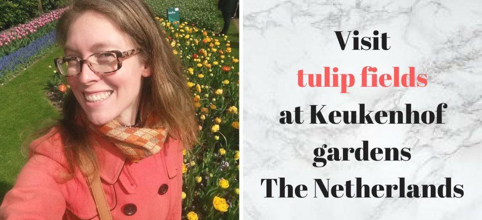 Visit tulip fields Keukenhof