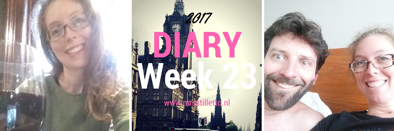 Diary 2017 week 23 33 jaar oud en edinburgh citytrip mrs stilletto - Kamerjongen jaar oud ...