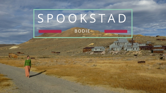 Spookstad in Amerika Bodie State Historic Park