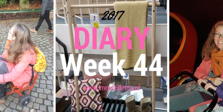 DIARY 2017 - Week 44 - Efteling verrassing