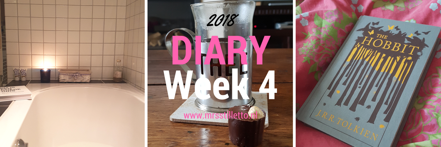 DIARY 2018 - Week 4 - Introductiedag