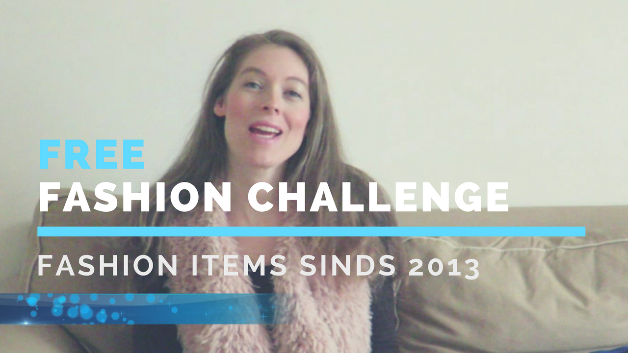 Free fashion challenge fashion items sinds 2013