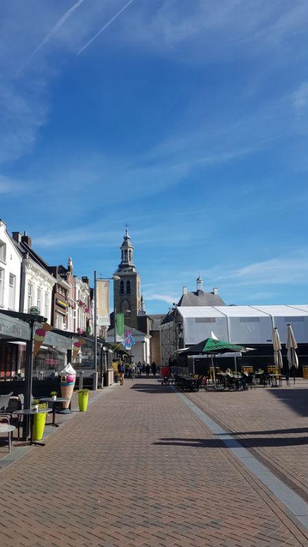 Roosendaal najaar Sint Jan