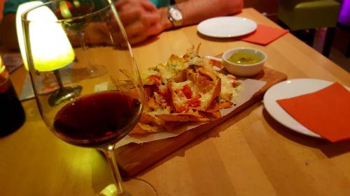 restaurant fratino roosendaal gastropub nachos