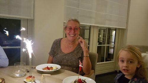 verjaardag mama restaurant vroenhout roosendaal
