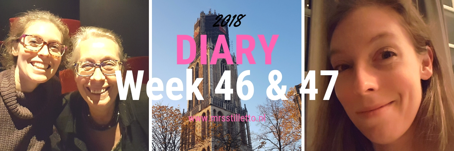 DIARY 2018 - Week 46 en 47 - Queen Experience DCC en sterrenrestaurant