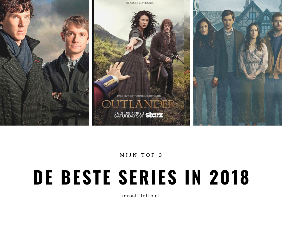 De beste series in 2018