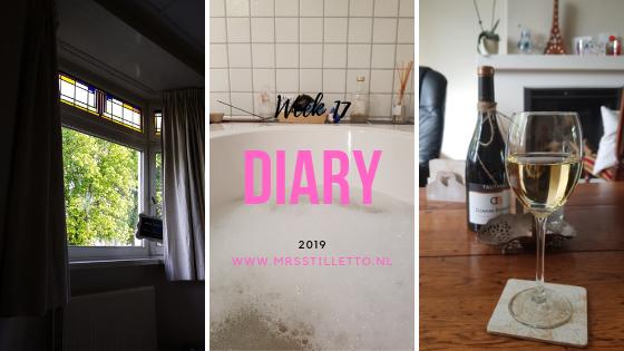 DIARY 2019 - Week 18 - Voorjaarsschoonmaak en digitaliseren